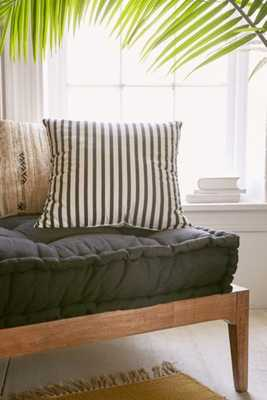 Medford Printed Stripe Pillow - Urban Outfitters