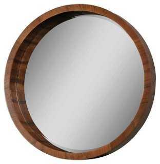 Marsha Wall Mirror - One Kings Lane