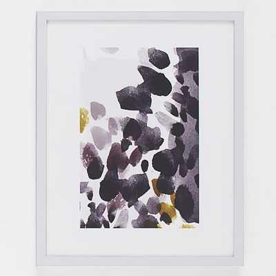Minted for west elm - Mineral - 16x20 - Framed - West Elm