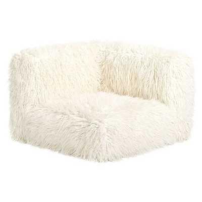 Corner Chair Cushion - Furlicious - Pottery Barn Teen