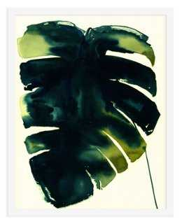 As Collective, Leaf II/ With White Frame - One Kings Lane
