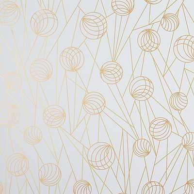 pinball self-adhesive wallpaper - CB2