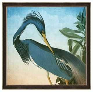 Audubon, Heron - One Kings Lane