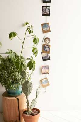 Magnetic Cable Photo Holder - Urban Outfitters