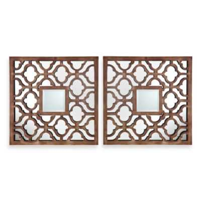Palace 2-Piece Mirror Set - Bed Bath & Beyond
