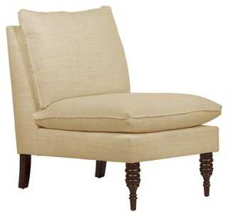 Bacall Slipper Chair - One Kings Lane