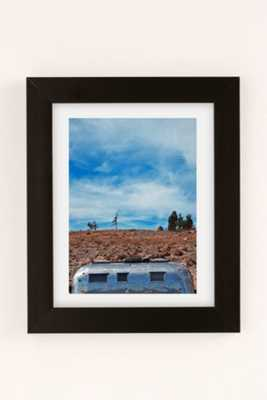 """Carey Quinton Haider On The Road: Mt. Hood Oregon Art Print-18"""" x 24""""-framed - Urban Outfitters"""
