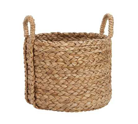 Beachcomber Extra-Large Round Basket - Pottery Barn