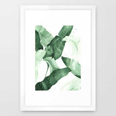 "Beverly II Framaed Art Print - 15"" x 21"" - Framed - Society6"