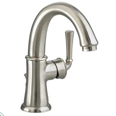 Portsmouth Single Hole Bathroom Faucet with Single Handle - AllModern
