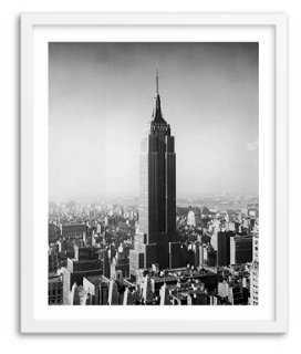 New York Skyline circa 1955 - M - One Kings Lane