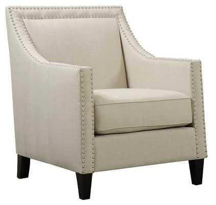 Elsinore Accent Chair LINEN - Apt2B