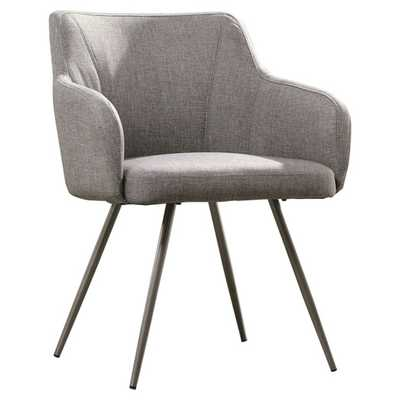 Soft Modern Occasional Arm Chair - AllModern