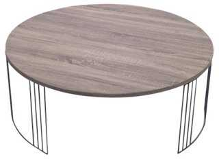 Barry Coffee Table - One Kings Lane