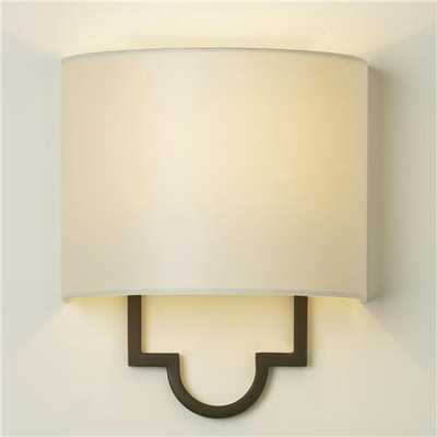 Modern Classic Wall Sconce - Shades of Light