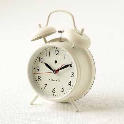 Newgate Covent Garden Alarm Clock - West Elm