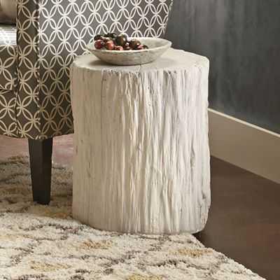 New Stump Accent Table - countrydoor.com