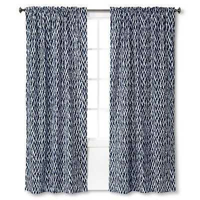 """Room Essentialsâ""""¢ Light Blocking Curtain Panel - Target"""