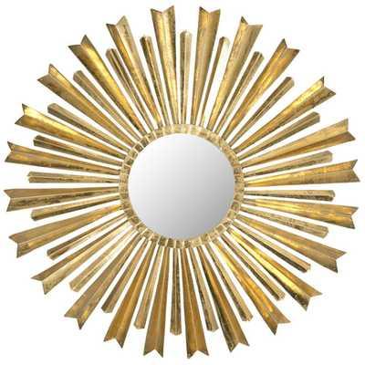 Sunburst Mirror by Mercer41 - Wayfair