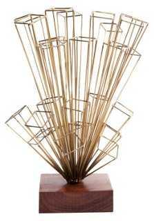 "14"" Crystal Cluster Sculpture - One Kings Lane"