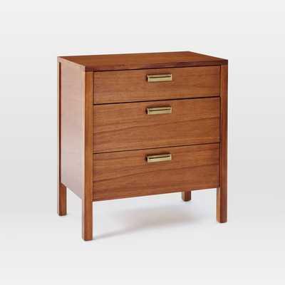 Jones 3-Drawer Dresser - Acorn - West Elm
