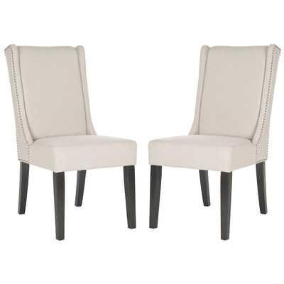 Vanessa Side Chair Set of 2 - Wayfair
