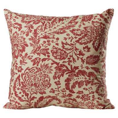 """Elma Polyester Throw Pillow - 23"""" - Polyfill insert - Wayfair"""