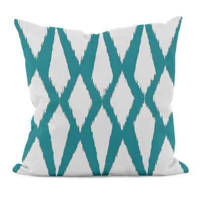 Geometric Decorative Hypoallergenic Down Throw Pillow - Wayfair