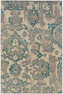 "CHARMING AREA RUG - 6'7"" x 9'1"" - Home Decorators"