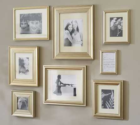 GALLERY IN A BOX- ELIZA FRAMES - Set of 8 - Pottery Barn