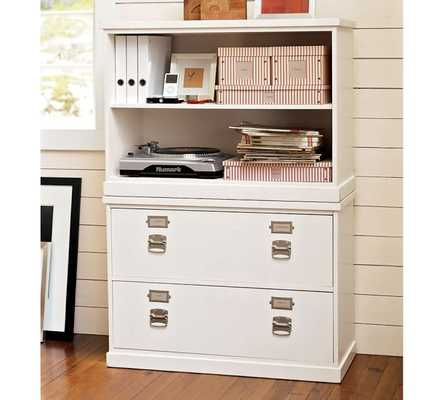BEDFORD LATERAL FILE CABINET - Pottery Barn