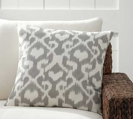 ANDREA INDOOR/OUTDOOR PILLOW - Pottery Barn