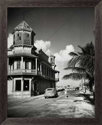 Car parked near a building, Key West, Florida, USA - Photos.com by Getty Images
