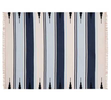 SERAPE STRIPE INDOOR/OUTDOOR SYNTHEIC RUG - Pottery Barn