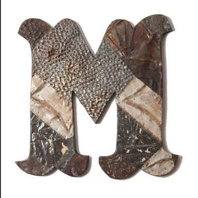 Antique Tin Textual Artby Ozark Folk Art - Wayfair