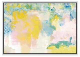 """Valerie Tovar, Summer Breeze - 31.25"""" x 21.25"""" - framed - One Kings Lane"""