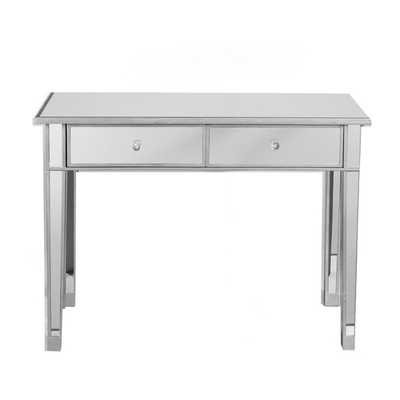 Upton Home Dalton Mirrored Accent Table - Overstock