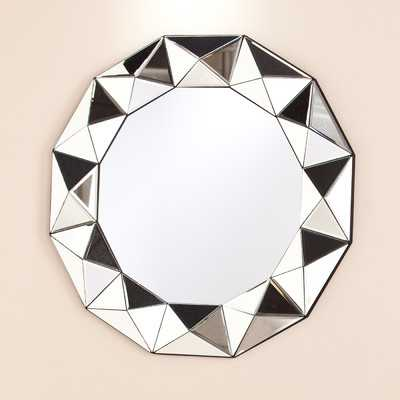 Shaw Decorative Mirrorby House of Hampton - Wayfair