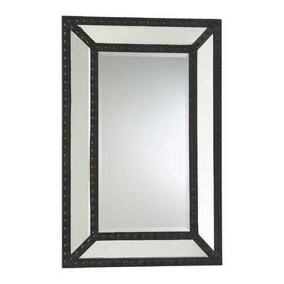 Merlin Mirrorby Cyan Design - Wayfair