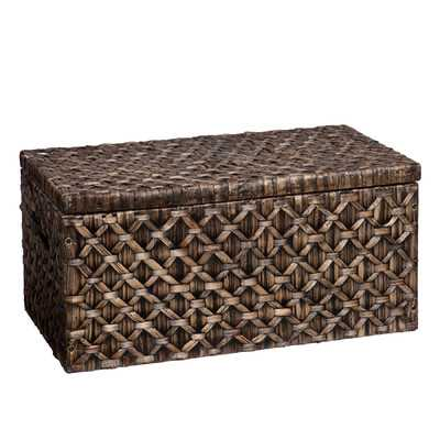 Lucas Hyacinth Storage Trunk - Wayfair