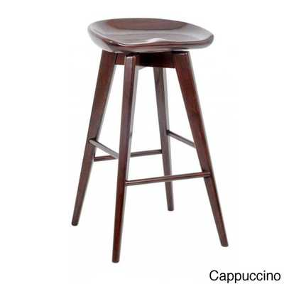 29-inch Bali Backless Swivel Bar Stool - Overstock