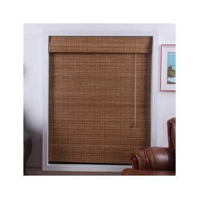 "Arlo Blinds Bamboo Roman Shade - 23"" W x 54"" L - Wayfair"