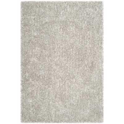 Toronto Hand-Tufted Light Grey Area Rug - 8' x 10' - AllModern