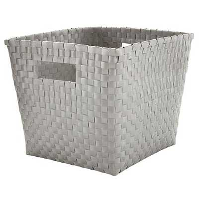 Strapping Cube Bin - Land of Nod