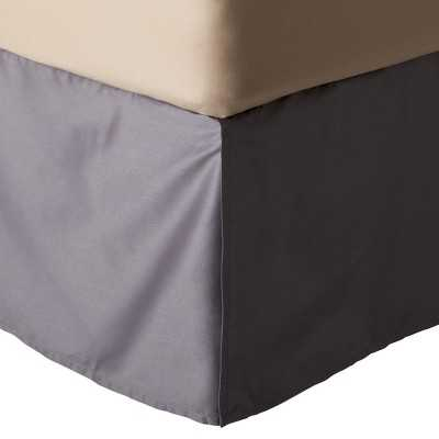 "Thresholdâ""¢ Wrinkle-Resistant Bedskirt - Target"