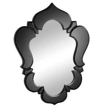 Vishnu Mirror Black - Zuri Studios