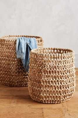 Tillage Baskets - Anthropologie