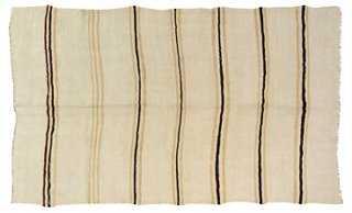 """Striped Kilim Rug, 5'9"""" x 9'5"""" - One Kings Lane"""