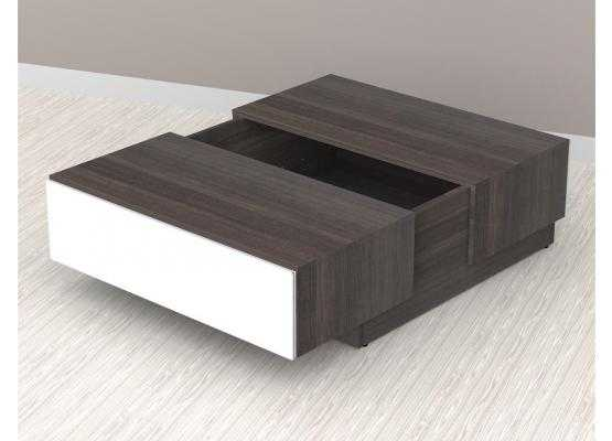 Nexera Allure Coffee Table with Hidden Storage - Hayneedle