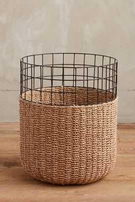 Cage Basket - Anthropologie